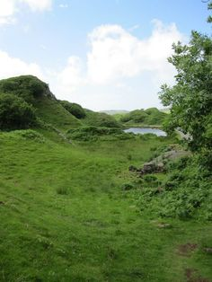 Our second to last day will be spent in the Fairy Glen, Isle of Skye, Scotland