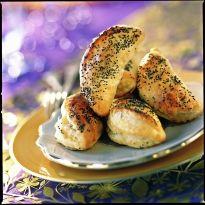 Pirojki au saumon