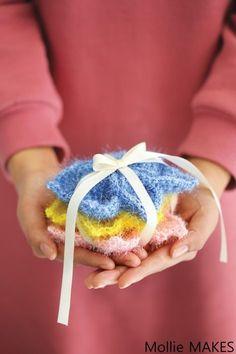 몰리 메이크스 3월호 DIY 키트는 설거지를 즐겁게 해 줄, 별꽃 수세미 만들기!! 코바늘 좋아하시는 분들...