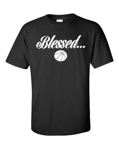Short sleeve t-shirt Spiritual, Blessed, Basketball, Sleeves, Mens Tops, T Shirt, Fashion, Tee, Moda