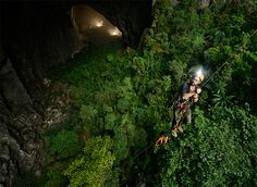 Son Doong Cave is in the heart of the Phong Nha Ke Bang National Park in the Quang Binh province of Central Vietnam. Only recently explored in 2009-2010 by the British Cave Research Association, the cave has only been open … read more