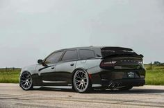 2018 Hellcat Dodge Magnum Concept Wagon Cars Vehicles Charger