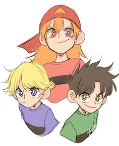 Rowdyruff Boys: Boomer, Brick, and Butch (Powerpuff Girls) Cartoon As Anime, Cartoon Pics, Girl Cartoon, Cartoon Art, Power Girl, Powerpuff Girls, Equestria Girls, Desenhos Cartoon Network, Super Nana