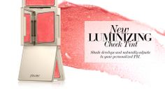 Jouer's Luminizing Cheek Tint instantly illuminates your cheeks and gives the perfect rosy flush in your PERFECT color...