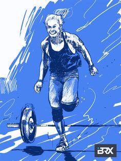 sara sigmundsdottir crossfit games athlete