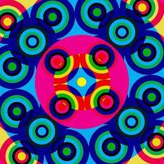 More digital fun. :) #mandala #instadaily #sketchdaily #illustration #artistsoninstagram #art #artist #pattern #design #fun #thedesigntip