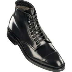 Alden Cap Toe Boot.