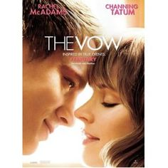 The Vow official poster - Repin for a shot at winning! (U.S only).