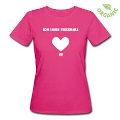 T-Shirt aus ökologischer Herstellung, für Frauen, 100% Baumwolle, Marke: Continental