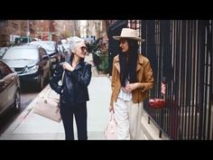 Coach x Advanced Style: FrouFrouu Meets Linda Rodin. Ahh she's amazing! So chic.