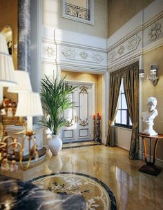 Luxury Life Design: Luxury Villa in Qatar Made Out of the Finest Elements on Earth!