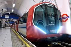 London's days of grumbling about sweaty, excessively busy commutes are numbered, following the unveiling of sleek new Underground trains that look like something out of a sci-fi blockbuster.