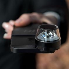 Kogeto Dot 360 - $50. Panoramic 360 cplens for your iPhone camera.