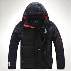 Ralph Lauren Black Men Down Hoody Jackets [rl 281] - £95.44 : Ralph Lauren Polo Outlet UK  http://www.ralph-laurenoutlet.com/