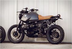 BMW R1100GS by CRD Motorcycles.