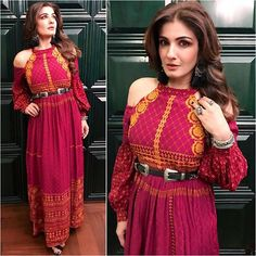 Outfit - Earrings - Rings & Bangles - Styled by - Assisted by - Dress Indian Style, Indian Dresses, Indian Outfits, Diva Fashion, Fashion Outfits, Style Fashion, Fashion Beauty, Indian Attire, Indian Wear