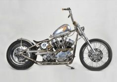 The Machine – Indian Larry Motorcycles