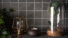 Terra antrasittmosaikk - Lilly is Love Bathtub, Terra, Blog, Modern, Standing Bath, Bath Tub, Blogging, Bathtubs, Tub