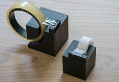 The HMM Tape Dispenser