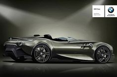 """BMW Rapp Anniversary Concept. Paying tribute to the man that founded the company we all love today, Karl Friedrich Rapp. Back in the 1910s he started the Rapp Motorenwerke aircraft manufacturing company that later developed into the Bayerische Motoren Werke AG (or BMW for short). """"Djan Hristov."""""""