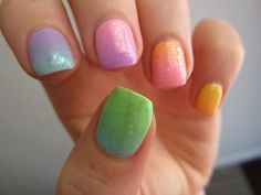 15-Best-Short-Acrylic-Nail-Art-Designs-Ideas-For-Girls-2013-11