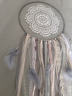 Dreamcatcher - attrape rêve - trappeur de rêves : Décorations murales par catchyourdream