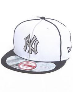 New Era | New York Yankees Soutachestic Snapback Hat. Get it at DrJays.com