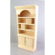 Funny bookcase from melodyjane.com