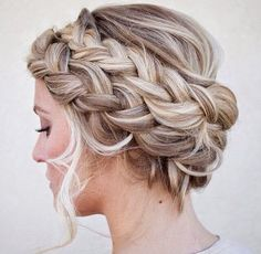 Fleur De Force: Dutch Braid Inspiration