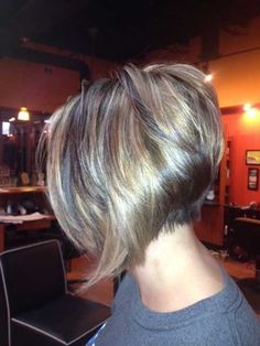25 Brief Inverted Bob Hairstyles | Short Hair
