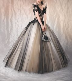 Fantasy Off Shoulder Ball Gown Prom Dress Bridal Gown Pageant Dress Formal Gowns | eBay