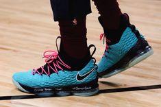 3b93419f36e1 Nike LeBron 15 South Beach - Sneaker Bar Detroit Sneaker Bar