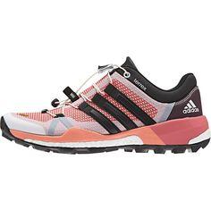 43a336a01 Adidas Outdoor - Terrex Skychaser Trail Running Shoe - Women s - Sun Glow  Black Super Blush