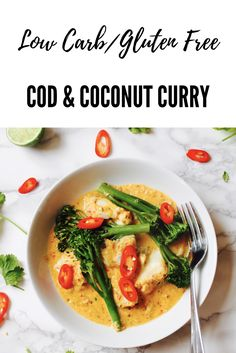 This beautiful cod curry recipe will impress! Its simple, quick, extremely healthy and satisfying. Serve with cauliflower rice or quinoa for a healthy carb.