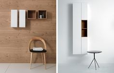 Quattro Zero by Falper: the bathrom has now a new thickness