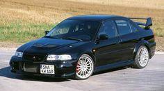 Mitsubishi Lancer Evo 6 - Black Diamond