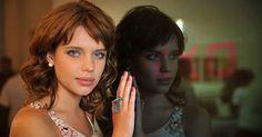 osCurve Brasil : Bruna Linzmeyer posa nua para revista com edição l...