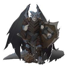 ArtStation - RPG Character Set 05, Ernesto Irawan