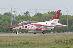 T4RedDolphin - T-4 (練習機) - Wikipedia