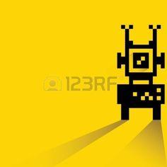 40bcbe22db 28 Best Robotic logos images