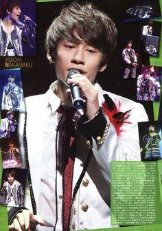 Nakamaru Yuichi Come Here live tour