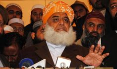 Fazal-ur-Rehman making a terrible remark about Women, what are your comments?