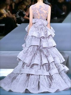 Elie Saab Couture S/S 2009
