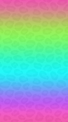 Gradient, ombre, pink, blue, purple, green, wallpaper, hd, iPhone, iPad, android, Samsung, leopard, print