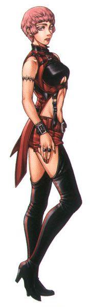 Estella - Characters & Art - Suikoden III