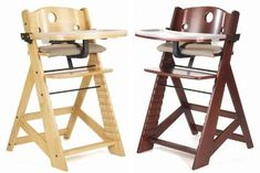 http://www.toysonlineusa.com/category/keekaroo/ 5 high chairs that grow with your child |