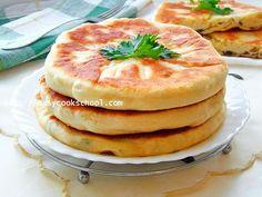 Лепешки на кефире: рецепт на сковороде с начинкой, с фото | Легкие рецепты