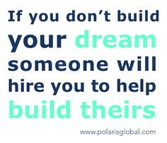 Polaris Global - Beyond Freedom Evolution - inspiration - build your dream