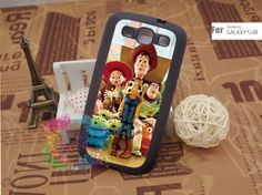 Samsung Galaxy S3 Case Samsung Galaxy S3 Phone Case Samsung Galaxy Cover Hard Plastic or Silicon Rubber Cases - Toy story. $15.99, via Etsy.