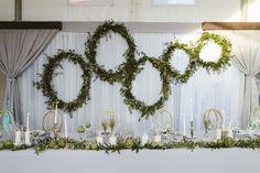 A legnépszerűbb esküvői stílusok – Rusztikus / toszkán tematika | Secret Stories